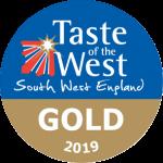 taste of the west gold award 2019
