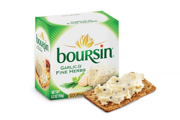 boursin garlic and herb