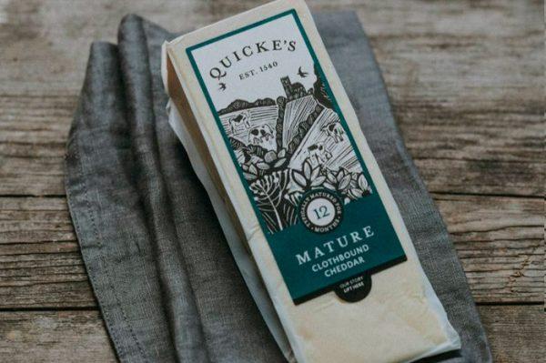 quickes mature cheese